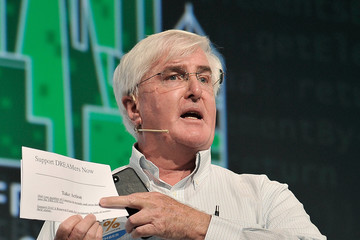 Ron Conway TechCrunch Disrupt SF 2017 - Day 3