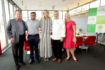 Ron DeSantis The Cancer Nutrition Consortium Celebrates The Launch Of Vital Cuisine Hosted By Whitney Port
