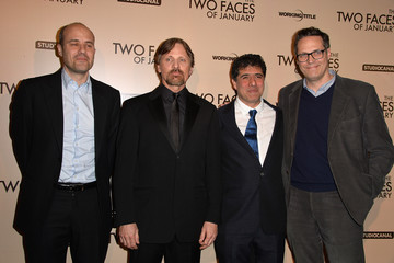 Ron Halpern 'The Two Faces of January' Premieres in Paris
