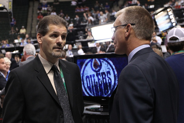 Ron Hextall - 2011 NHL Entry Draft - Round One