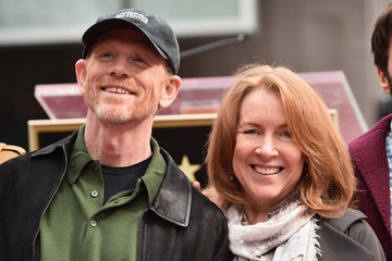 Ron Howard Cheryl Howard Ron Howard Is Honored with a Star on the Hollywood Walk of Fame
