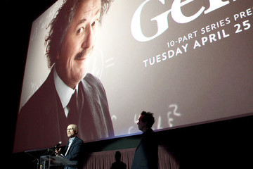 Ron Howard National Geographic's Premiere Screening of 'Genius' in Los Angeles