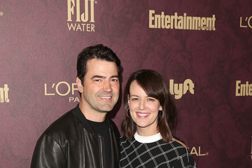 Ron Livingston FIJI Water At Entertainment Weekly Pre-Emmy Party