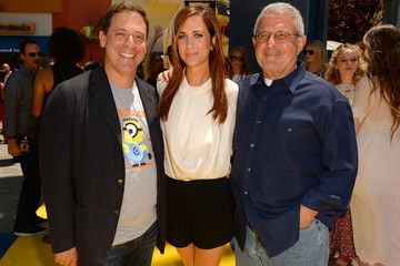 """Ron Meyer Adam Fogelson Premiere Of Universal Pictures' """"Despicable Me 2"""" - Red Carpet"""
