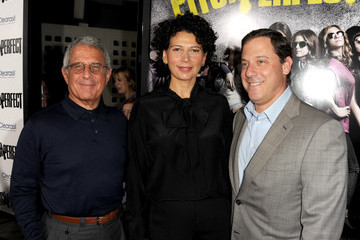 """Ron Meyer Adam Fogelson Premiere Of Universal Pictures And Gold Circle Films' """"Pitch Perfect"""" - Red Carpet"""