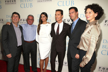 Ron Meyer Jeff Shell 'Dallas Buyers Club' Premieres in Beverly Hills —Part 3