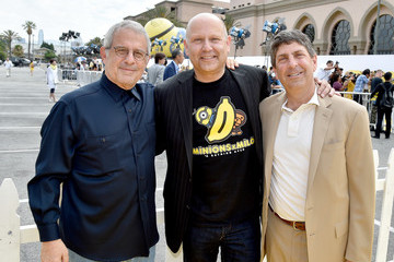 Ron Meyer Jeff Shell Premiere of Universal Pictures and Illumination Entertainment's 'Minions' - Red Carpet