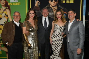 Ron Meyer Jeff Shell Universal Pictures And DreamWorks Pictures' Premiere Of 'Welcome To Marwen' - Red Carpet