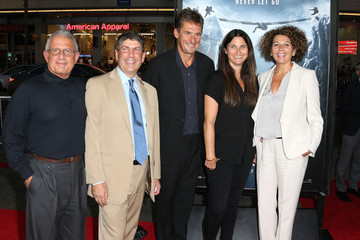 Ron Meyer Jeff Shell Guests Attend the Premiere of Universal Pictures' 'Everest'