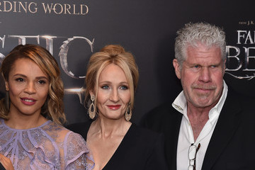 Ron Perlman 'Fantastic Beasts and Where to Find Them' World Premiere