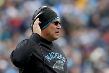 Ron Rivera San Diego Chargers v Carolina Panthers