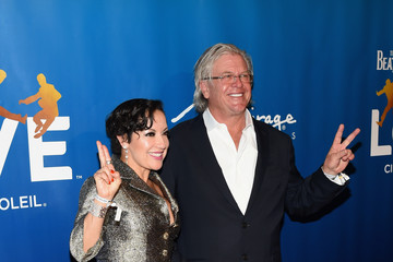 Ron White 'The Beatles LOVE By Cirque du Soleil' Celebrates Its 10th Anniversary At The Mirage In Las Vegas