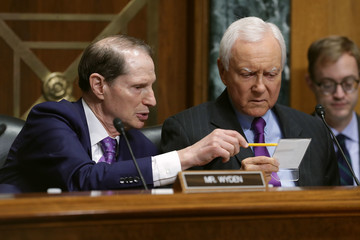 Ron Wyden Commerce Secretary Wilbur Ross Testifies To Senate Finance Committee On Current And Proposed Tariffs