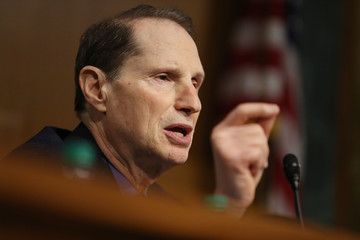 Ron Wyden Senate Committee Holds Confirmation Hearing for Rep. Mike Pompeo to Become Director of C.I.A.