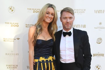 Ronan Keating The Old Vic Bicentenary Ball - Red Carpet Arrivals