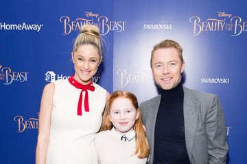 Ronan Keating 'Beauty and the Beast' - UK Launch Event at Odeon Leicester Square - Red Carpet Arrivals