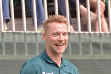 Ronan Keating Celebrity Cup at Celtic Manor Resort - Day One