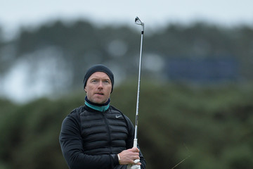 Ronan Keating Alfred Dunhill Links Championship - Day Two