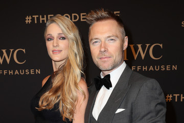 """Ronan Keating IWC Schaffhausen at SIHH 2017 """"Decoding the Beauty of Time"""" Gala Dinner"""