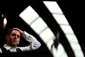 Ronnie O'Sullivan The Dafabet Masters - Day Seven