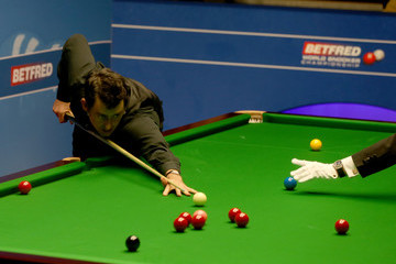 Ronnie O'Sullivan World Snooker Championship - Day One