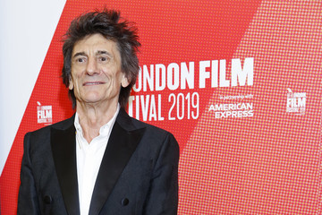 "Ronnie Wood ""Somebody Up There Likes Me"" World Premiere - 63rd BFI London Film Festival"