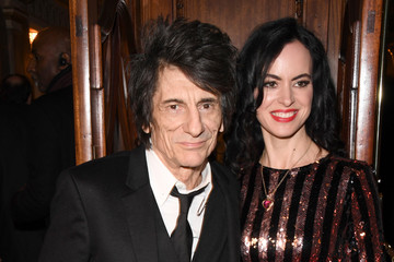 Ronnie Wood 'Hamilton' Opening Night - Red Carpet Arrivals