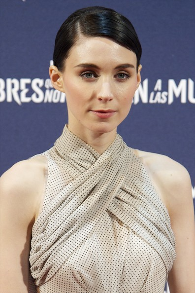 Rooney Mara 39The Girl With The Dragon Tatoo 39 Madrid Premiere 3