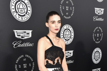 Rooney Mara The Art of Elysium's 11th Annual Celebration - 'Heaven' - Red Carpet