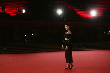 Rooney Mara 'Trash'Red Carpet - The 9th Rome Film Festival