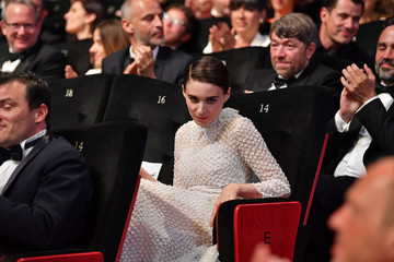 Rooney Mara Closing Ceremony - The 70th Annual Cannes Film Festival