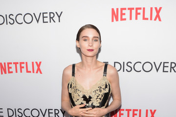 Rooney Mara Premiere of Netflix's 'The Discovery' - Arrivals