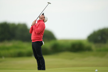Rory McIlroy European Best Pictures Of The Day - July 16