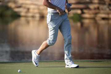 Rory McIlroy DP World Tour Championship - Day One