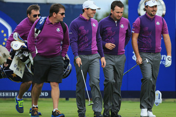 Rory McIlroy J-p Fitzgerald Ryder Cup: Previews