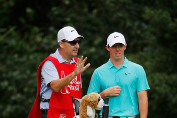 Rory McIlroy J-p Fitzgerald TOUR Championship By Coca-Cola - Round One