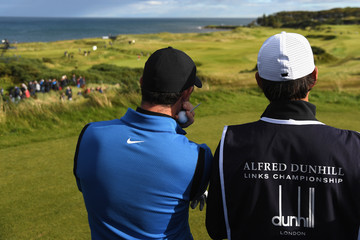 Rory McIlroy Alfred Dunhill Links Championship - Day Three