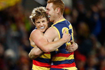 Rory Sloane AFL First Elimination Final - Adelaide v North Melbourne