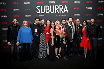 Rosa Diletta Rossi Netflix 'Suburra' The Series - Season 2 After Party