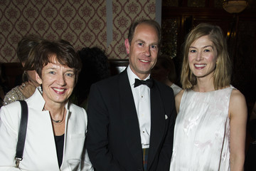 Rosamund Pike The Earl and The Countess of Wessex Celebrate The National Youth Theatre 60th Anniversary