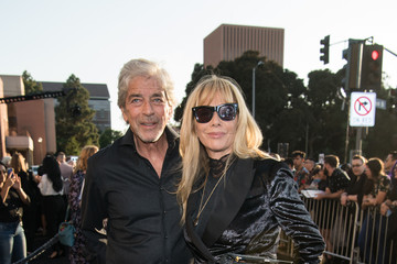 Rosanna Arquette Todd Morgan Premiere Of Warner Bros. Pictures' 'A Star Is Born' - Red Carpet