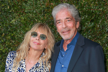 Rosanna Arquette Todd Morgan CHANEL Dinner Celebrating Our Majestic Oceans, A Benefit For NRDC