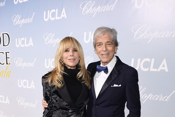 Rosanna Arquette Todd Morgan UCLA IoES Honors Barbra Streisand And Gisele Bundchen At The 2019 Hollywood For Science Gala