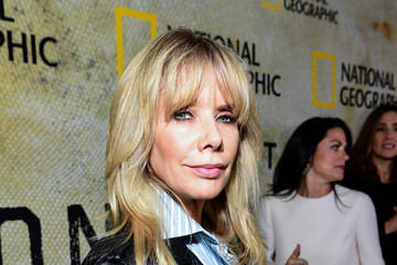 Rosanna Arquette Premiere Of National Geographic's 'The Long Road Home' - Red Carpet