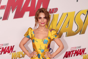 Rosanna Pansino Premiere Of Disney And Marvel's 'Ant-Man and the Wasp' - Arrivals