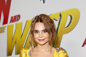 Rosanna Pansino Los Angeles Global Premiere For Marvel Studios' Ant-Man And The Wasp""