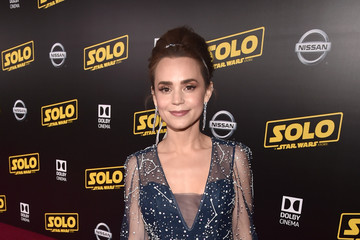 Rosanna Pansino Stars And Filmmakers Attend The World Premiere Of 'Solo: A Star Wars Story' In Hollywood