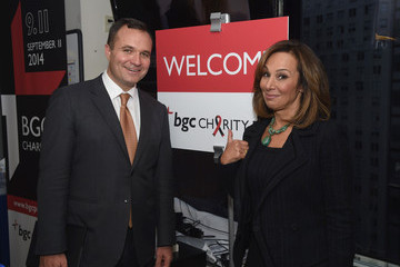 Rosanna Scotto Annual Charity Day Hosted By Cantor Fitzgerald And BGC - BGC Office - Inside