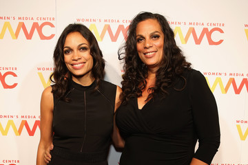 Rosario Dawson The Women's Media Center 2015 Women's Media Awards - Arrivals