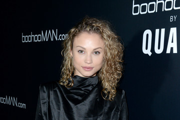 Rose Bertram boohooMAN x Quavo Launch Party